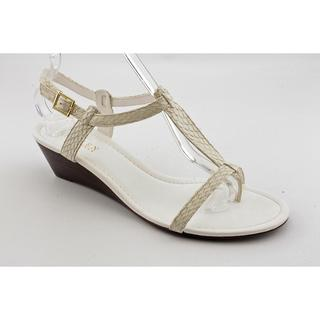 Lauren Ralph Lauren Women's 'Lavelle' Leather Sandals (Size 8.5 )