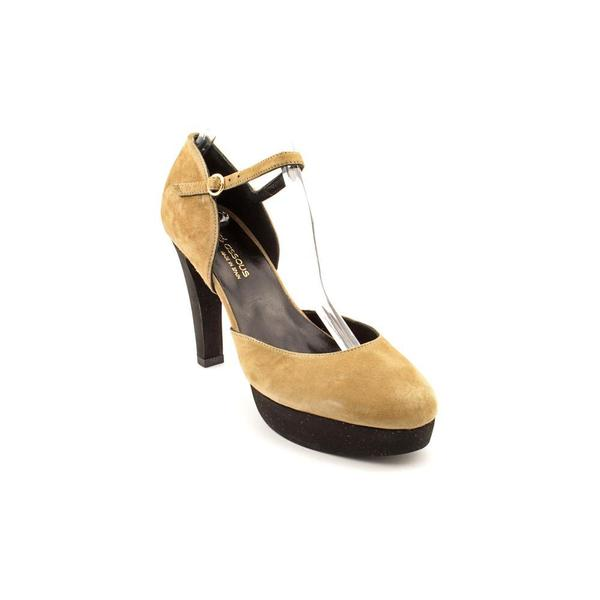 Andre Assous Women's 'Bianca' Regular Suede Dress Shoes