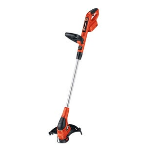 Black and Decker 18-volt Straight Shaft Cordless String Bare Tool Trimmer and Edger (Refurbished)