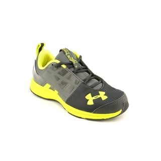 Under Armour Boy (Youth) 'BPS Split' Man-Made Medium-Width Athletic Shoe