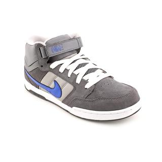 Nike Men's 'Air Burnside Mid' Leather Athletic Shoe