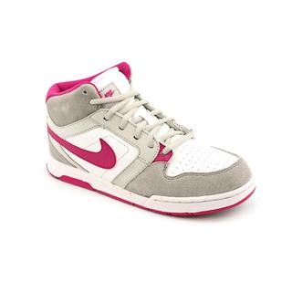 Nike Girl (Youth) 'Mogan Mid 3' Man-Made Athletic Shoe