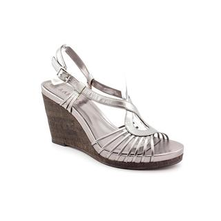 Lauren Ralph Lauren Women's 'Perrie' Leather Sandals (Size 9.5 )