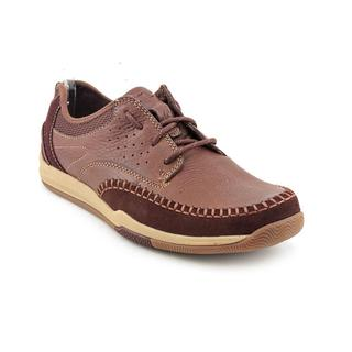 Clarks Men's 'Watkins Track' Nubuck Athletic Shoe - Wide