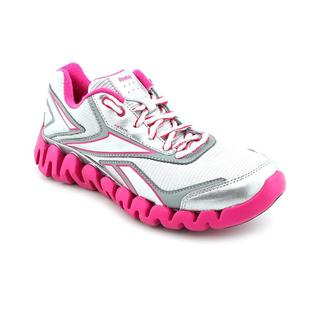 Reebok Girl (Youth) 'ZigActivate' Medium-Width Synthetic Athletic Shoe