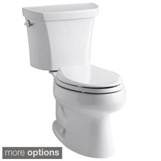 Kohler 'Wellworth' Two-piece Elongated Dual-flush Toilet