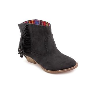 Mia Kids Girl (Youth) 'Blake' Fabric Black Boots