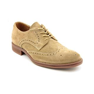 Bostonian Men's 'Pavillion' Regular Suede Dress Shoes - Wide