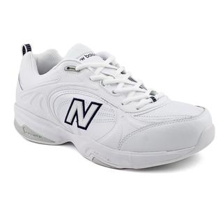 New Balance Women's 'WX623' Leather Athletic Shoe