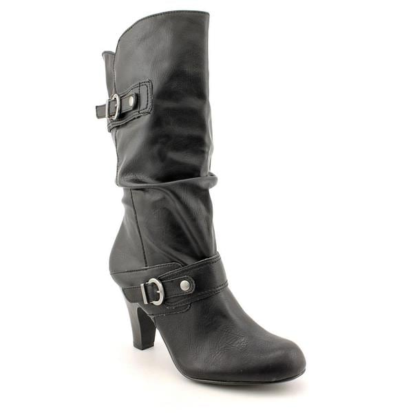 Style & Co Women's 'Spunky' Faux-Leather Mid-Calf Boots