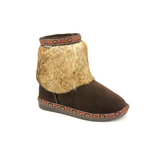 Bearpaw Women's 'Suni' Regular Suede Boots