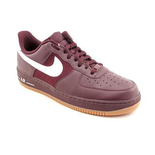 Nike Men's 'Air Force 1 '07' Leather Athletic Shoe