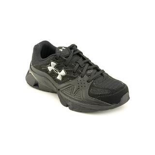 Under Armour Boy (Youth) 'BPS Nitric Trainer' Synthetic Athletic Shoe