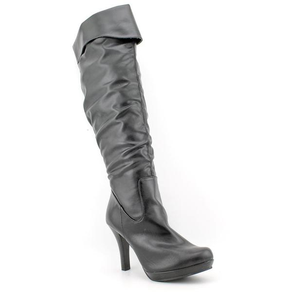 Rampage Women's 'Bronx' Faux Leather Boots