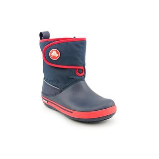 Crocs Boy (Youth) 'Crocband Gust Boot' Nylon Boots