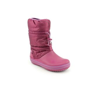 Crocs Women's 'Crocband Winter' Synthetic Boots (Size 4 )