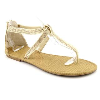 Rampage Women's Bone 'Poland' Basic Textile Sandals