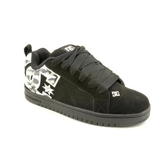 DC Men's 'Court Graffik SE' Nubuck Athletic Shoe