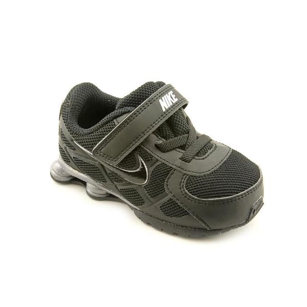 Nike Boy (Toddler) 'Shox Turbo 12 (TD)' Mesh Athletic Shoe