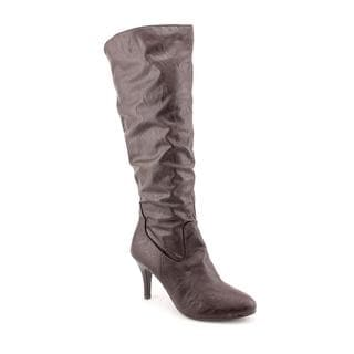 Rampage Women's Medium Knee-High 'Kaper' Synthetic Boots