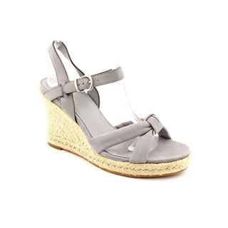 Cole Haan Women's 'Air Cynthia.Det.Sand' Nubuck Sandals