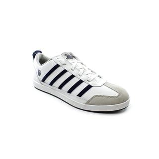 K Swiss Men's 'California Tennis' Leather Athletic Shoe