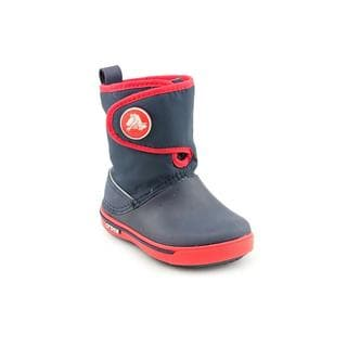 Crocs Boy (Toddler) 'Crocband Gust Boot' Nylon Boots