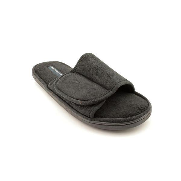 perry ellis s portfolio slipper synthetic casual