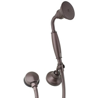 Jado 'Hatteras' Old Bronze Complete Hand Shower