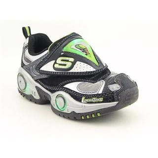 Luminators by Skechers Boy (Youth) 'Ambit' Synthetic Athletic Shoe