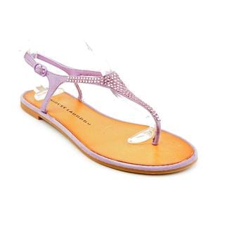 Chinese Laundry Women's 'Game Show' Faux Suede Sandals (Size 5 )