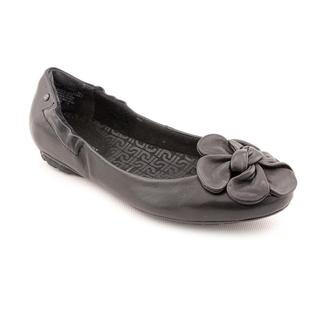 Rockport Women's 'Etty Flower Scrunch' Round-Toe Leather Casual Shoes