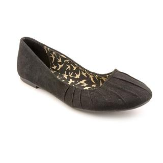Madden Girl by Steve Madden Women's 'Brandy' Fabric Casual Shoes (Size 8 )