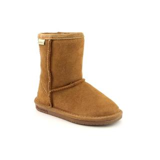Bearpaw Girl (Youth) 'Emma' Regular Suede Boots