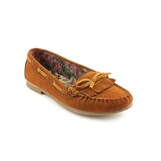 Rampage Women's 'Lunadel' Brown Fabric Casual Shoes