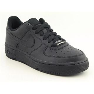 Nike Boy (Youth) 'Air Force 1 (GS)' Faux Leather Athletic Shoe (Size 5 )