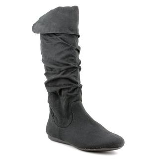 Rampage Women's 'Bridge' Faux Suede Boots