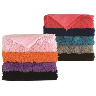 Pop N Shagz Colorful Throws