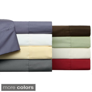 Egyptian Cotton 600 Thread Count Sheet Set With Bonus Pillowcases (6-piece set)