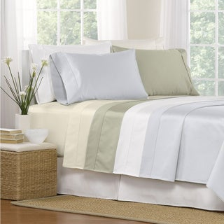Luxury 1000 Thread Count Egyptian Cotton Sheet Set