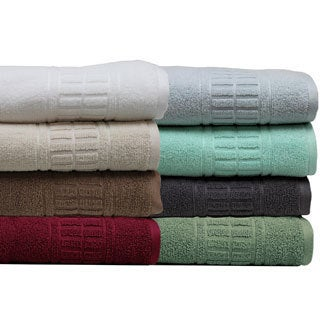 Bloom QuickDry Egyptian Cotton 6 pc Towel Set
