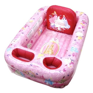 Ginsey Disney Princess Safety Tub in Pink