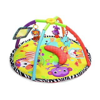 Infantino Baby Animals Twist & Fold Activity Gym