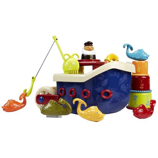 Children's Bath Time Boat Toy 12005187