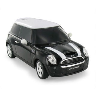Bluetooth Black Mini Cooper Car