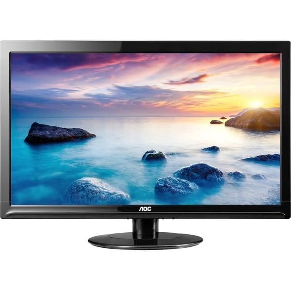 "AOC e2425Swd 24"" LED LCD Monitor - 16:9 - 5 ms"