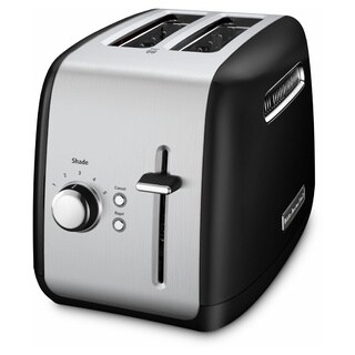 KitchenAid KMT2115OB Oynx Black 2 Slice Metal Toaster