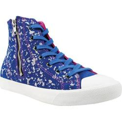 Women's Burnetie High Top Zip 2 Blue