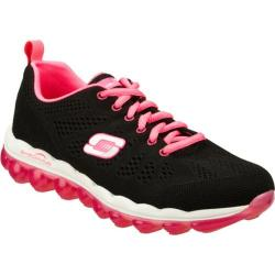 Women's Skechers Skech-Air Inspire Black/Pink