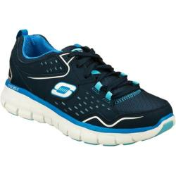 Women's Skechers Synergy A Lister Navy/Blue